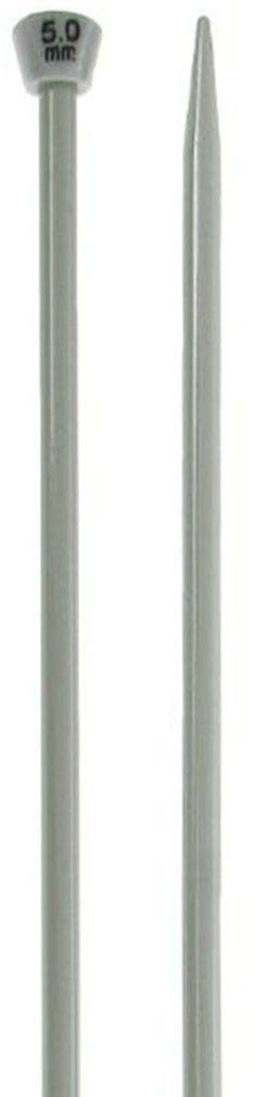 Спицы Sima-land, металлические, прямые, диаметр 5 мм, длина 35 см, 2 шт. 744690 декоративный магнит sima land с днем защитника отечества диаметр 5 см 592014