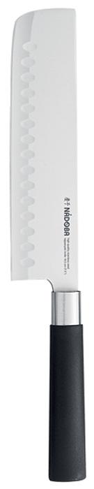 Нож тэппанъяки Nadoba Keiko, длина лезвия 18,5 см