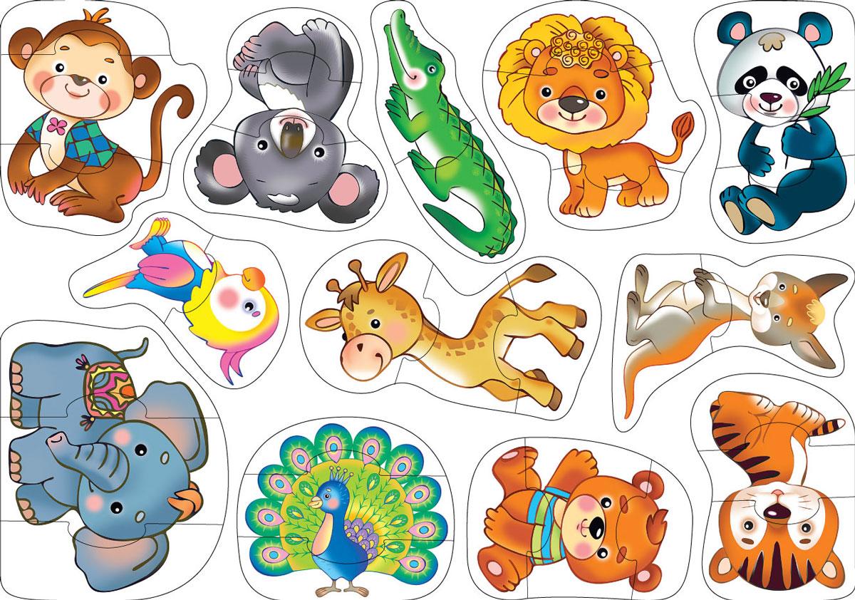 Животные в картинках для детей распечатать, желаю вам хорошего