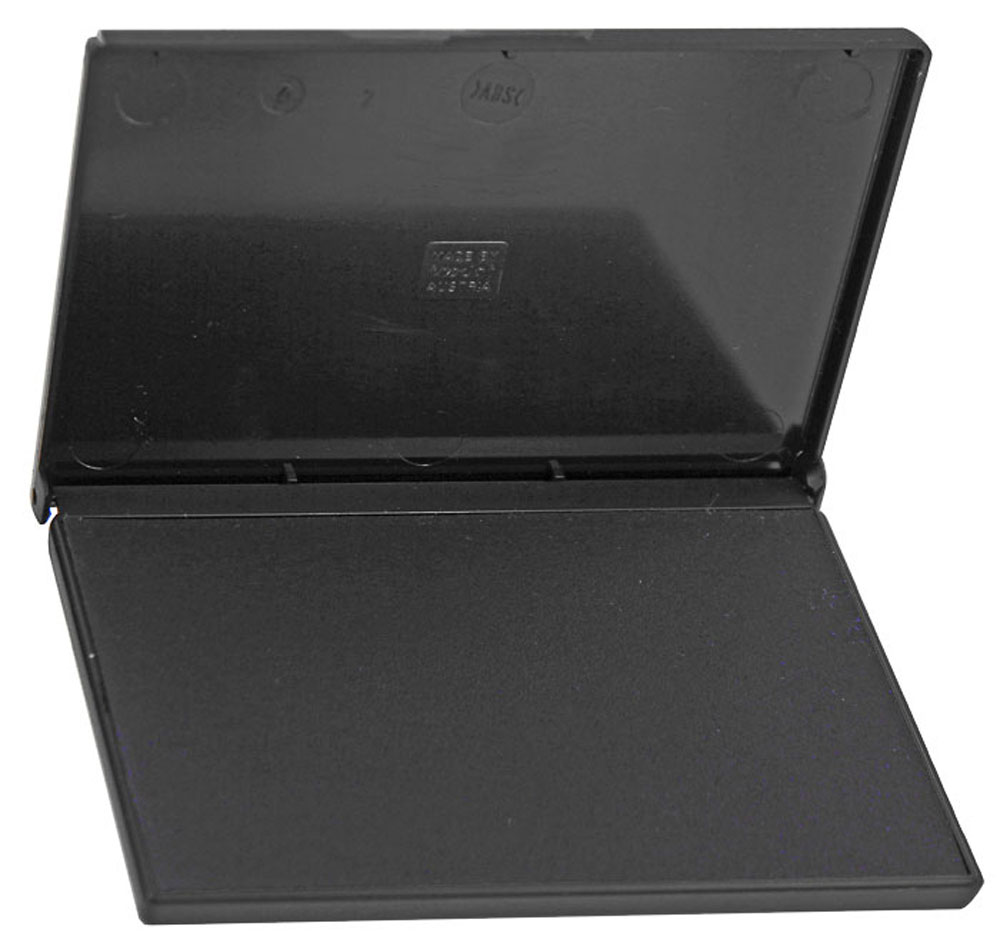 Trodat Штемпельная подушка цвет черный 11 х 7 см цены онлайн