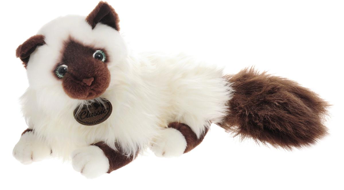 Мягкая игрушка Aurora Сиамская кошка, 45 см цена
