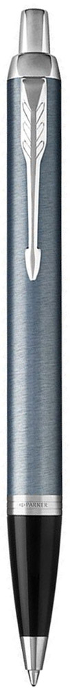Parker Ручка шариковая IM Light Blue Grey CT шариковая ручка автоматическая parker vector standard k01 blue ct синий m 2025419