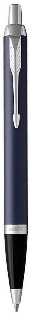 Parker Ручка шариковая IM Matte Blue CT шариковая ручка автоматическая parker vector standard k01 blue ct синий m 2025419