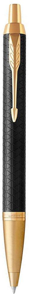 Parker Ручка шариковая IM Premium Black/Gold GT gold premium