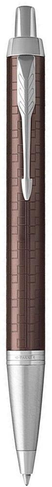 Parker Ручка шариковая IM Premium Brown CT