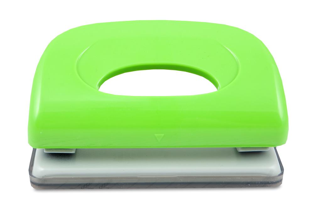 KW-trio Дырокол Dolphin 091X9 цвет зеленый 10 листов цены