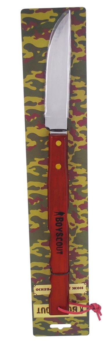 Нож для барбекю Boyscout, 40 см клеймо для барбекю boyscout наборное 9 x 4 см