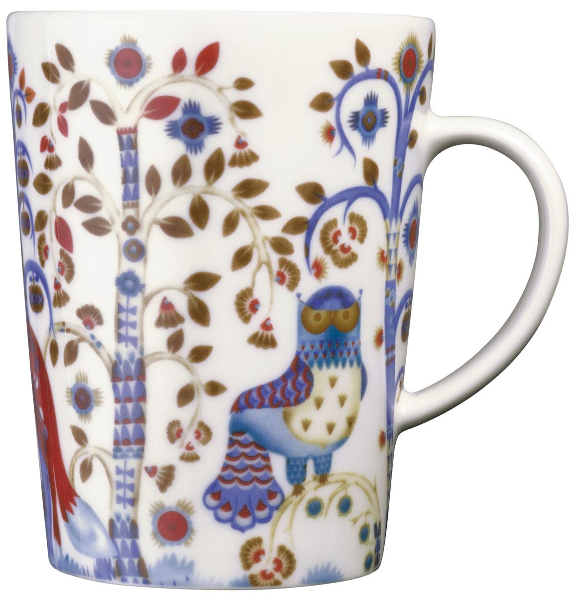 Чашка Iittala Taika, цвет: белый, 400 мл пиала iittala sarjaton цвет белый 680 мл