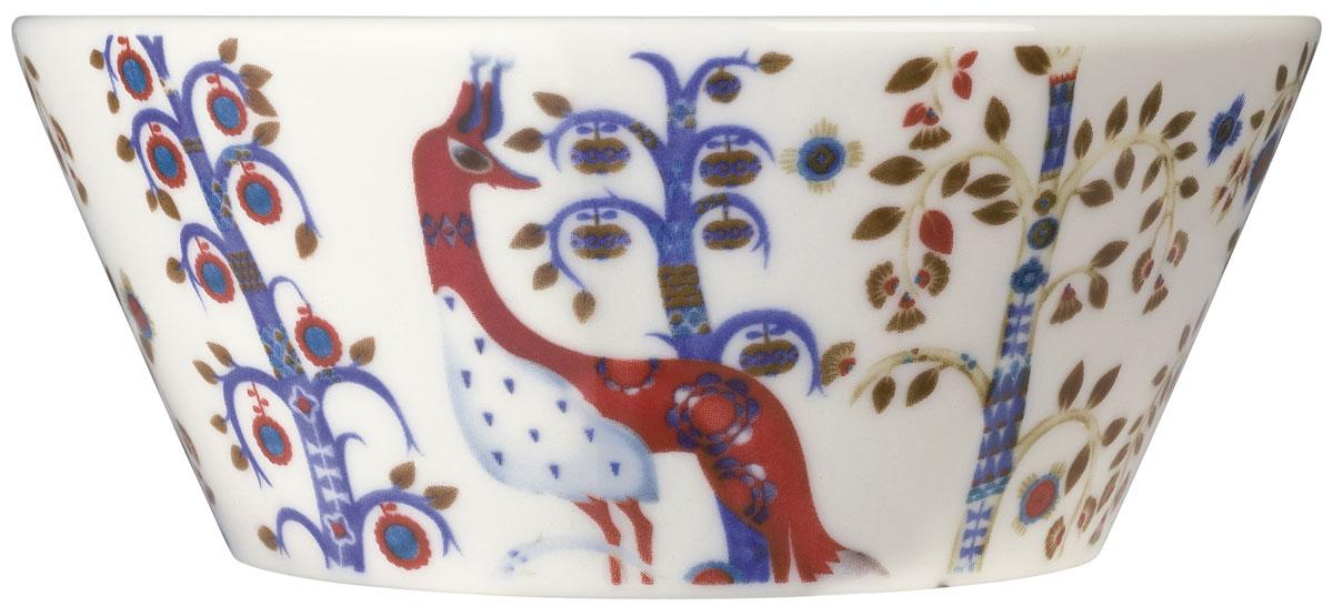 Чаша Iittala Taika, цвет: белый, синий, 300 мл пиала iittala sarjaton цвет белый 680 мл