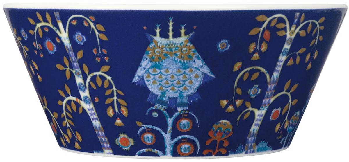 Чаша Iittala Taika, цвет: синий, 0,3 л1012456Чаша Iittala Taika выполнена из качественного жароустойчивого прочного фарфора. Чаша имеет стильный дизайн, поэтому сможет украсить любую кухню. Можно мыть в посудомоечной машине. Объем: 0,3 л.