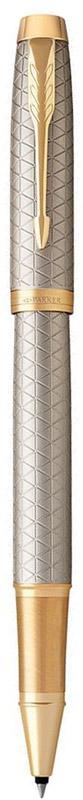 Parker Ручка-роллер IM Premium Warm Silver GT