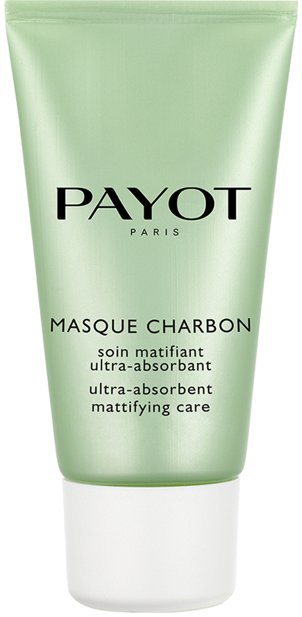 Payot Pate Grise Очищающая матирующая угольная маска, 50 мл недорого