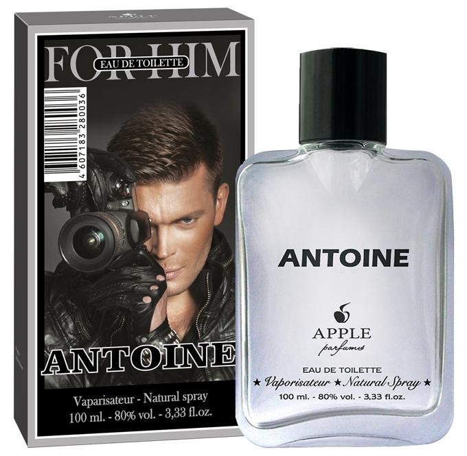 Туалетная вода Apple Parfums Univers New Antoine мужская 100ml