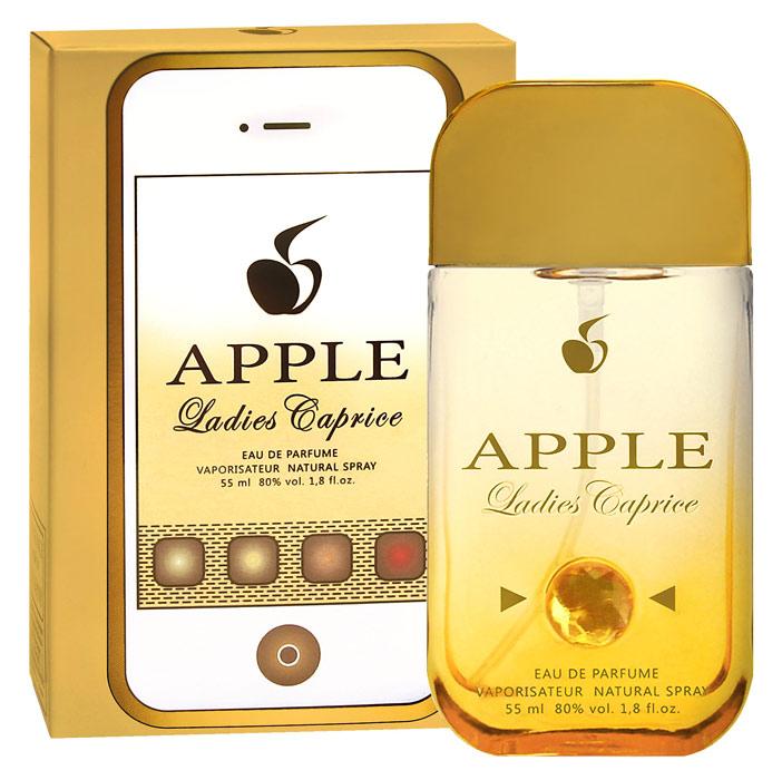 Apple Parfums Apple Ladies Caprice 55 мл apple pink dream 55 мл apple parfums
