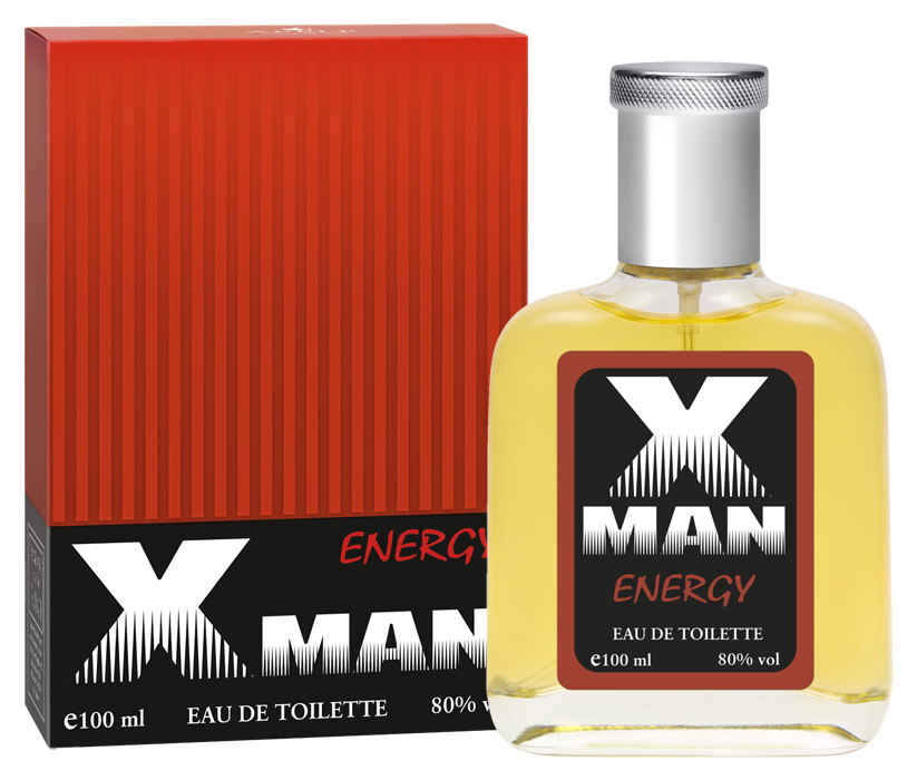 Apple Parfums X Man Energy мужская 100ml 100 мл недорого