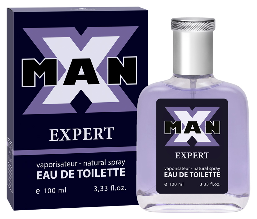 Apple Parfums X Man Expert мужская 100ml 100 мл недорого