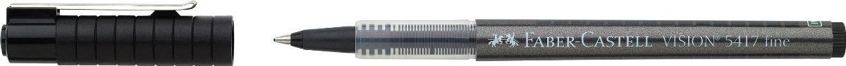 цены Faber-Castell Ручка-роллер Vision 5417 цвет черный