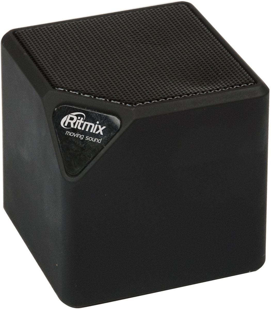 Беспроводная колонка Ritmix SP-140B, Black
