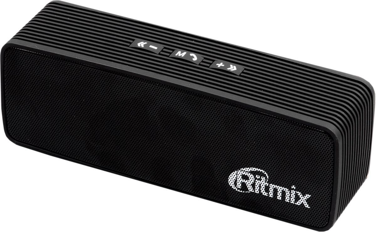 Беспроводная колонка Ritmix SP-274B, Black