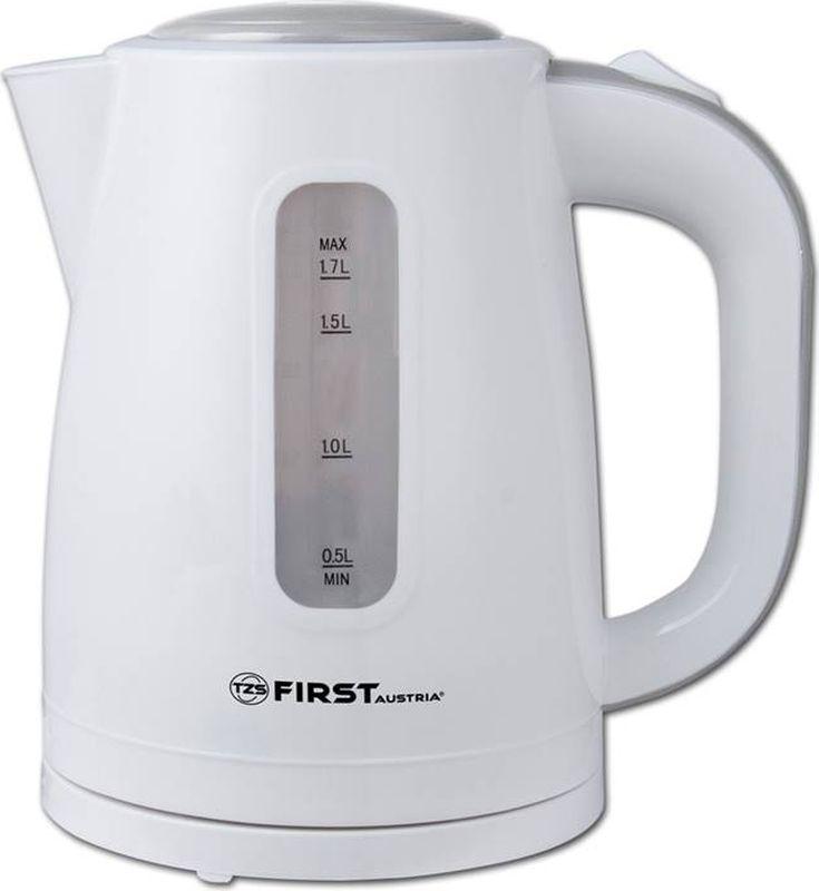Электрический чайник First FA-5426-4 White цена