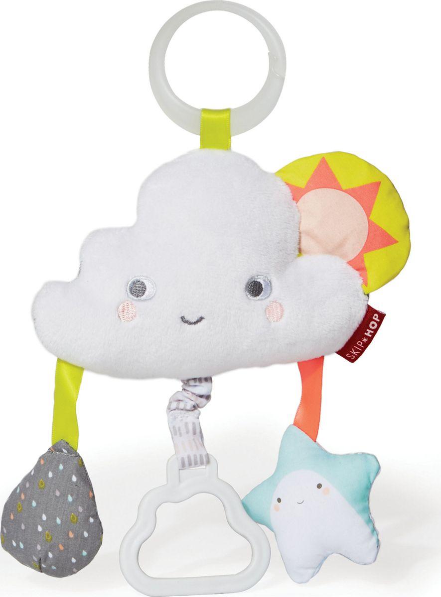 Skip Hop Развивающая игрушка-подвеска Тучка