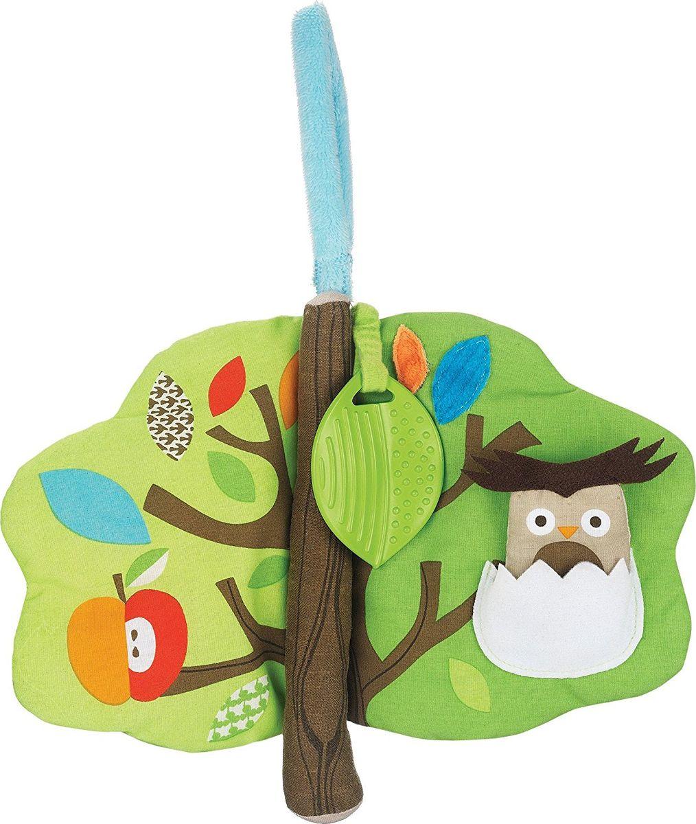 Skip Hop Развивающая игрушка-книжка Лесное дерево