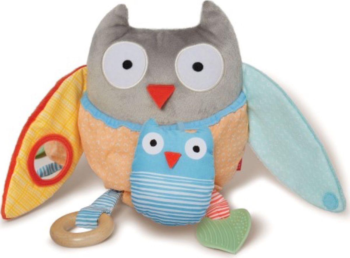 Skip Hop Развивающая игрушка Сова с совенком