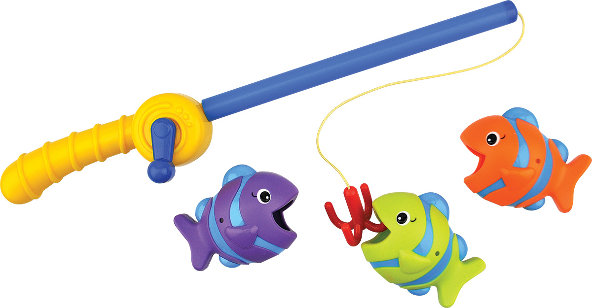 K's Kids Игрушка для ванной Время рыбалки