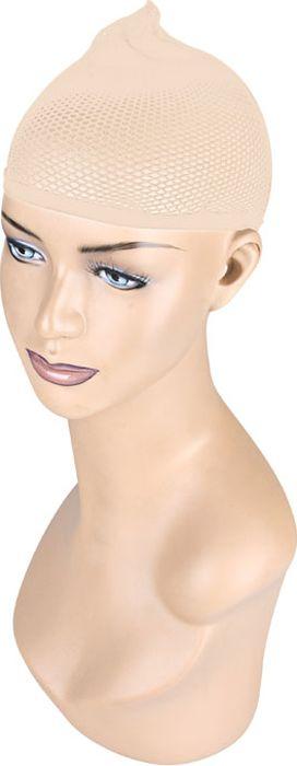 Телесная сетка для волос под парик.  Размер универсальный.  EF-WS02 Erotic Fantasy