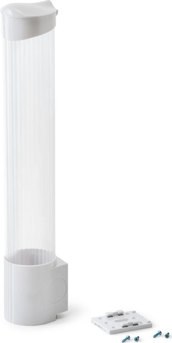 Стаканодержатель Vatten CD-V70SW, White стаканодержатель vatten cd v70sw на саморезах белый на 100 стаканов