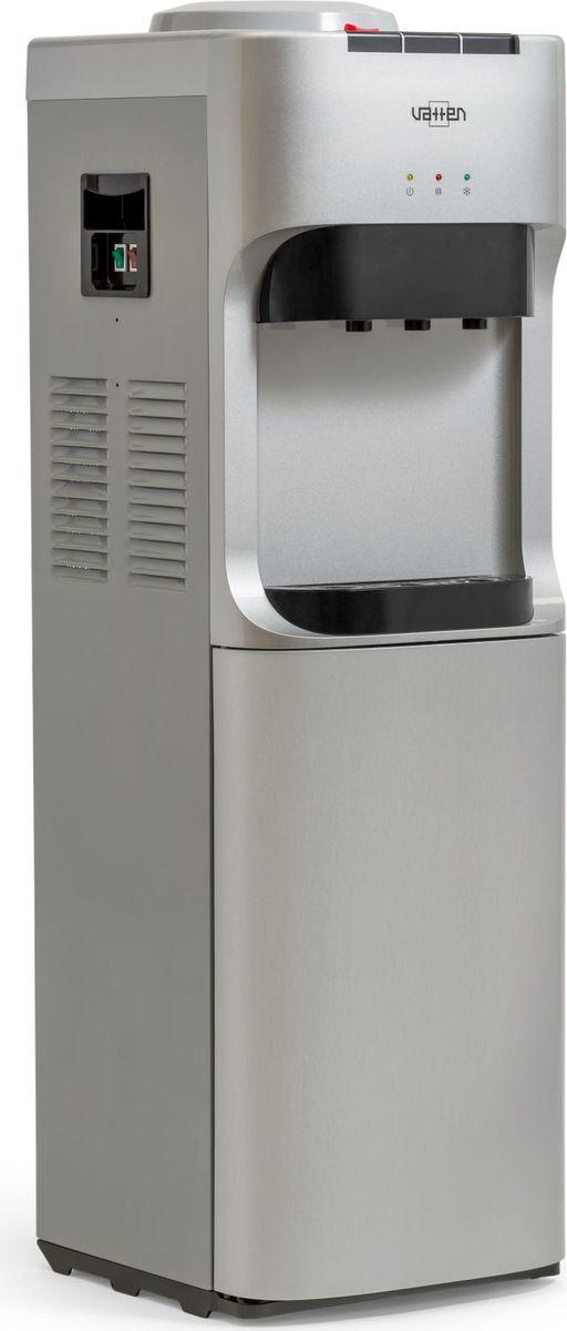 Кулер для воды Vatten V45SE, Silver Vatten