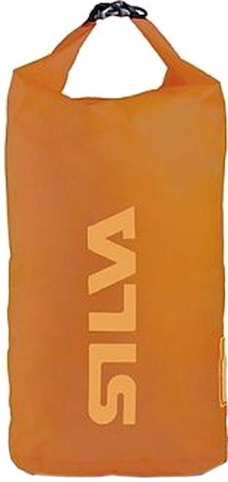 Гермомешок для водного туризма Silva Carry Dry Bag 70D, цвет: оранжевый, 12 л гермомешок для водного туризма silva carry dry bag 70d цвет оранжевый 12 л
