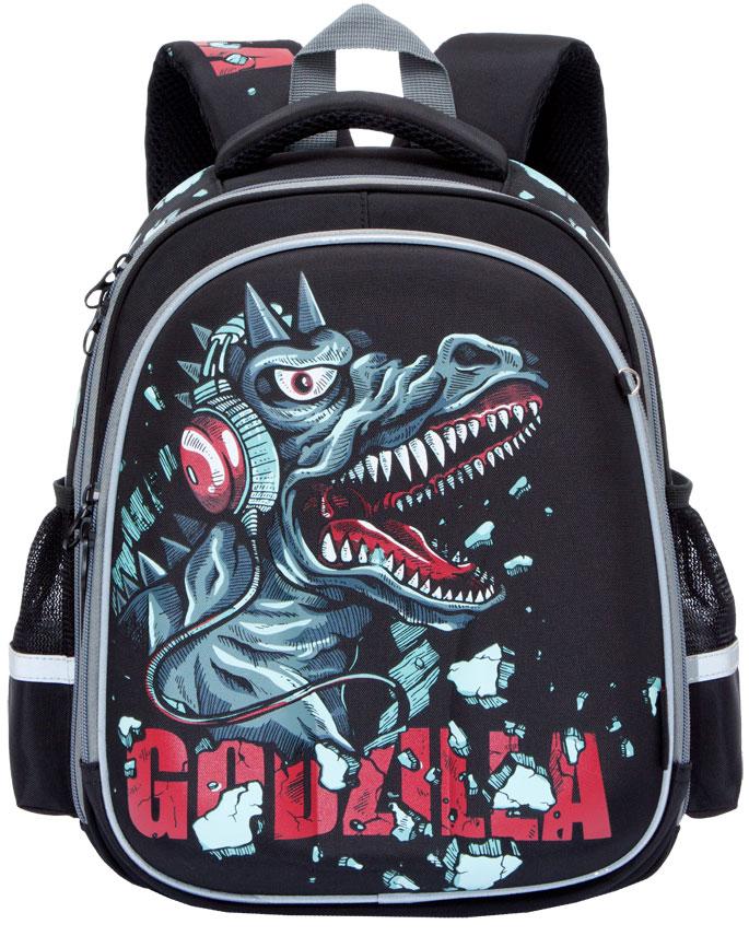 цены на Grizzly Ранец школьный Godzilla  в интернет-магазинах