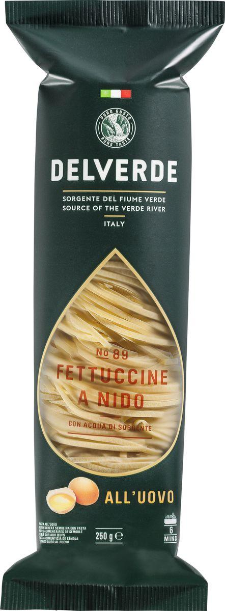 Delverde № 089 паста Феттучине, 250 г