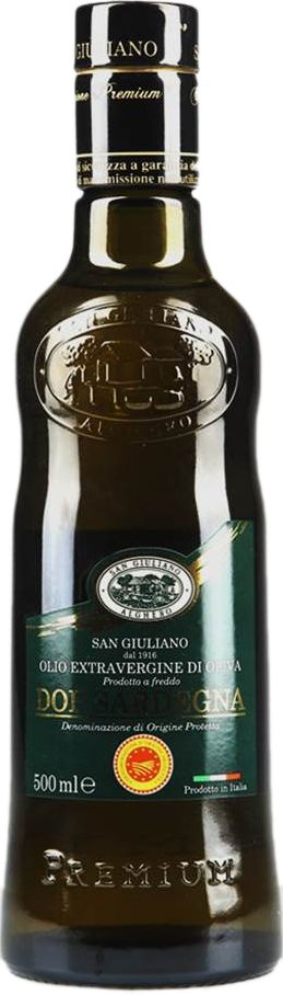 San Giuliano DOP Sardinia Extra Vergine масло оливковое нерафинированное, 500 мл dop as57bstd dop a57cstd dop a57gstd dop a57bstd
