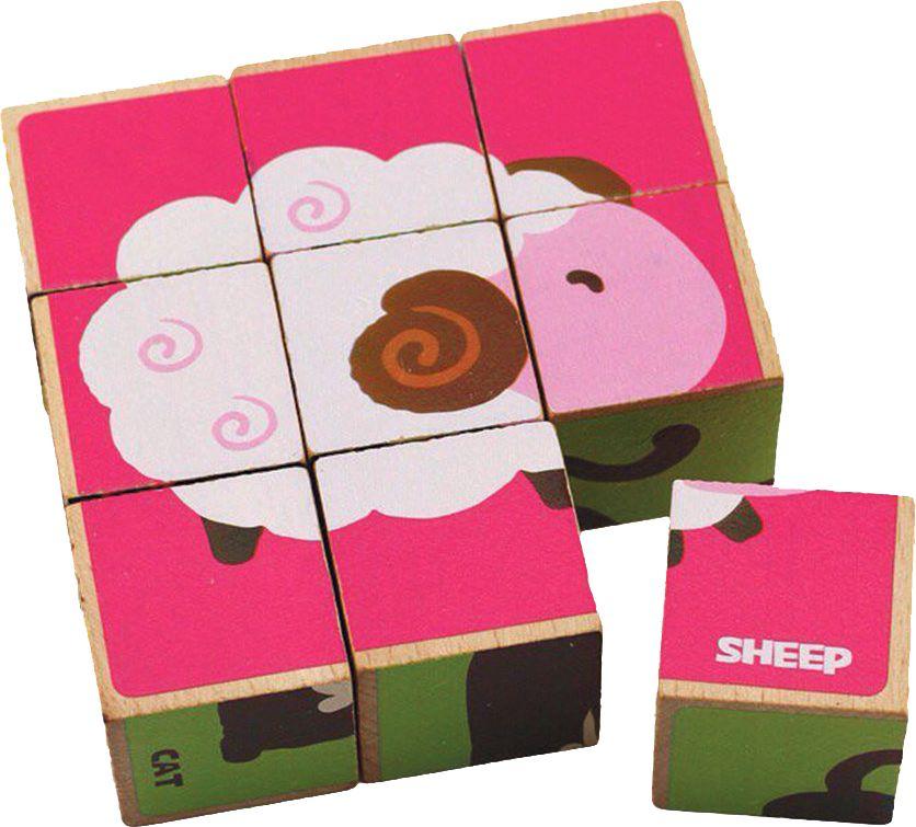 Кубики Benho 14011 развивающая игрушка benho 12001