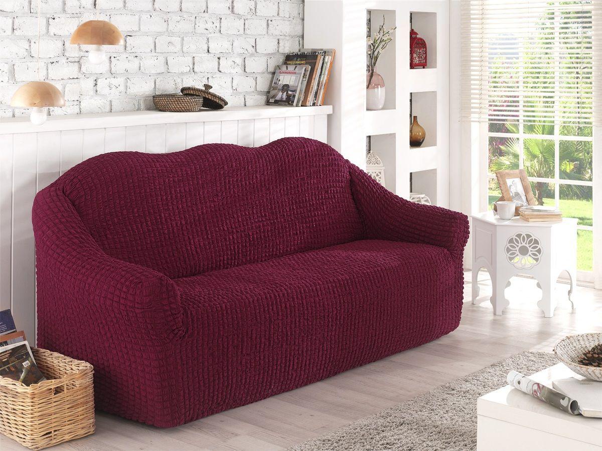 Чехол для двухместного дивана Karna, без юбки. 2651/CHAR002 чехол для двухместного дивана без подлокотников karna 2649 char006