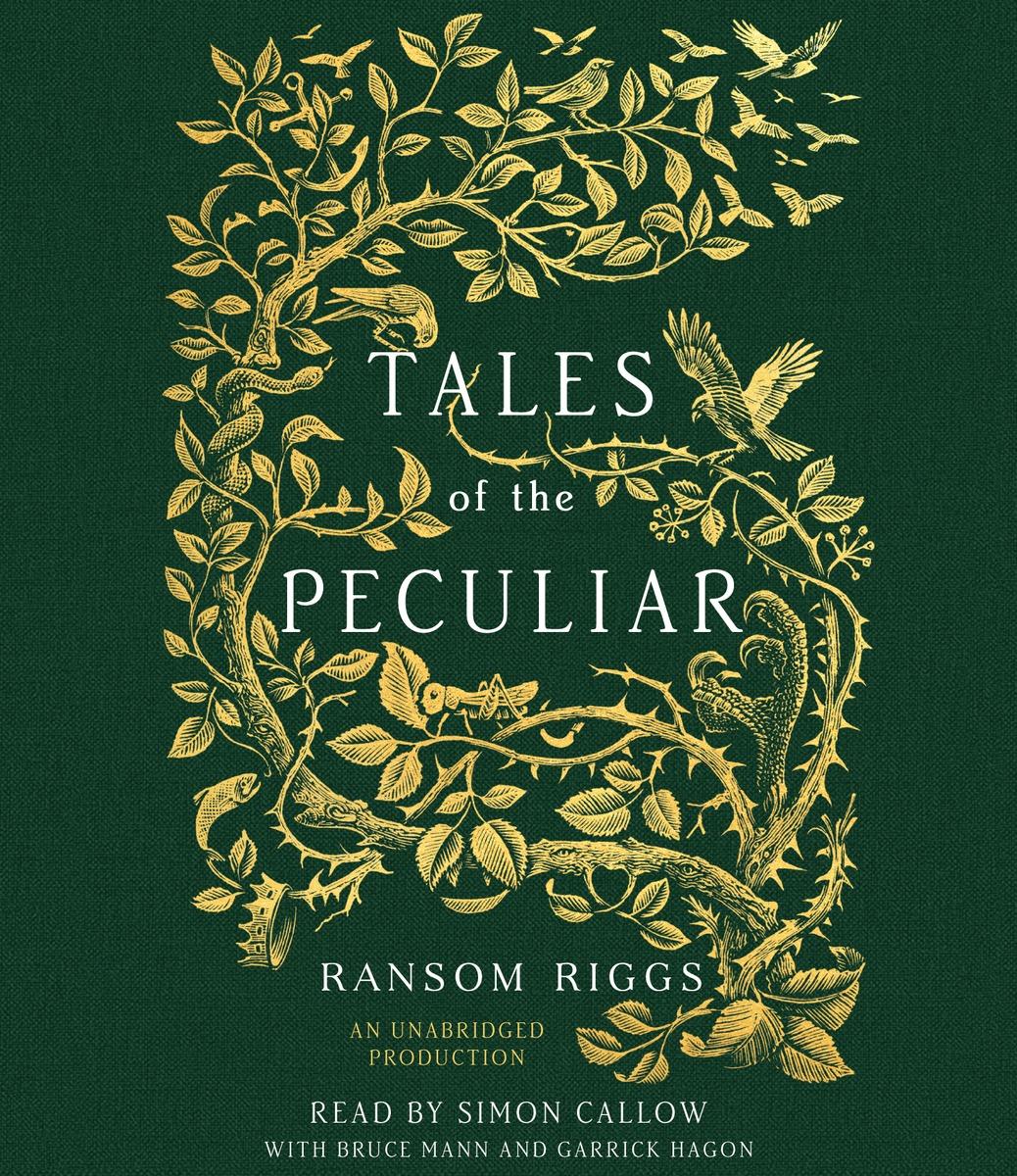 Tales of the Peculiar (аудиокнига на 4CD)