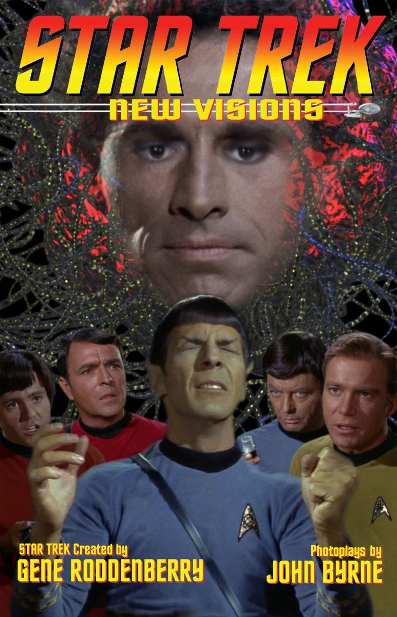 Star Trek: New Visions: Volume 4
