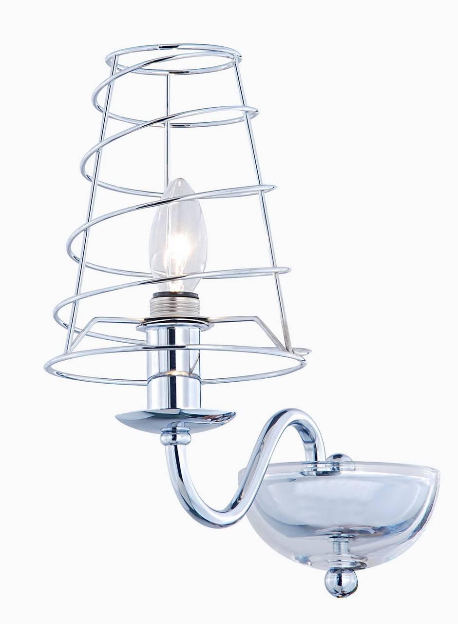 Бра Arte Lamp Cage A4320AP-1CC retro cage