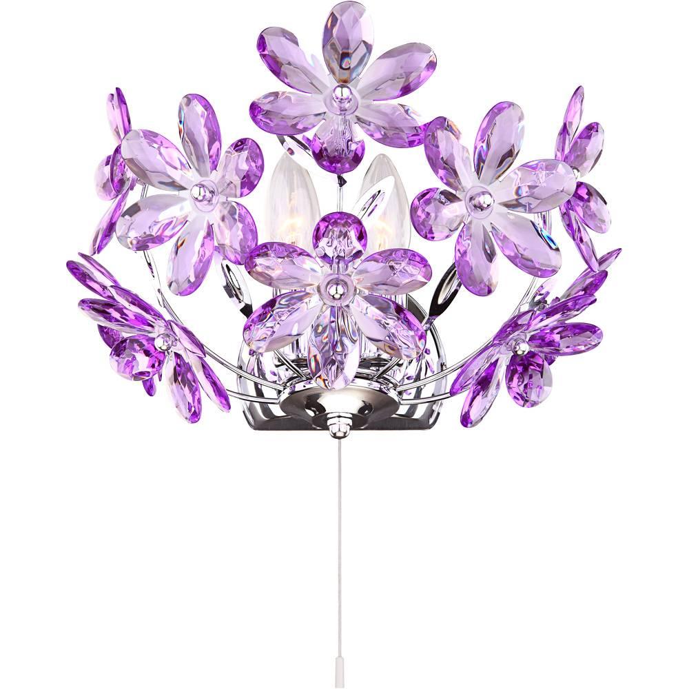 Бра Globo Purple 5142-2W цена