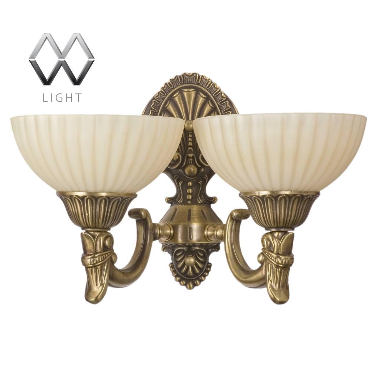 Бра MW-Light Афродита 317020202 цены