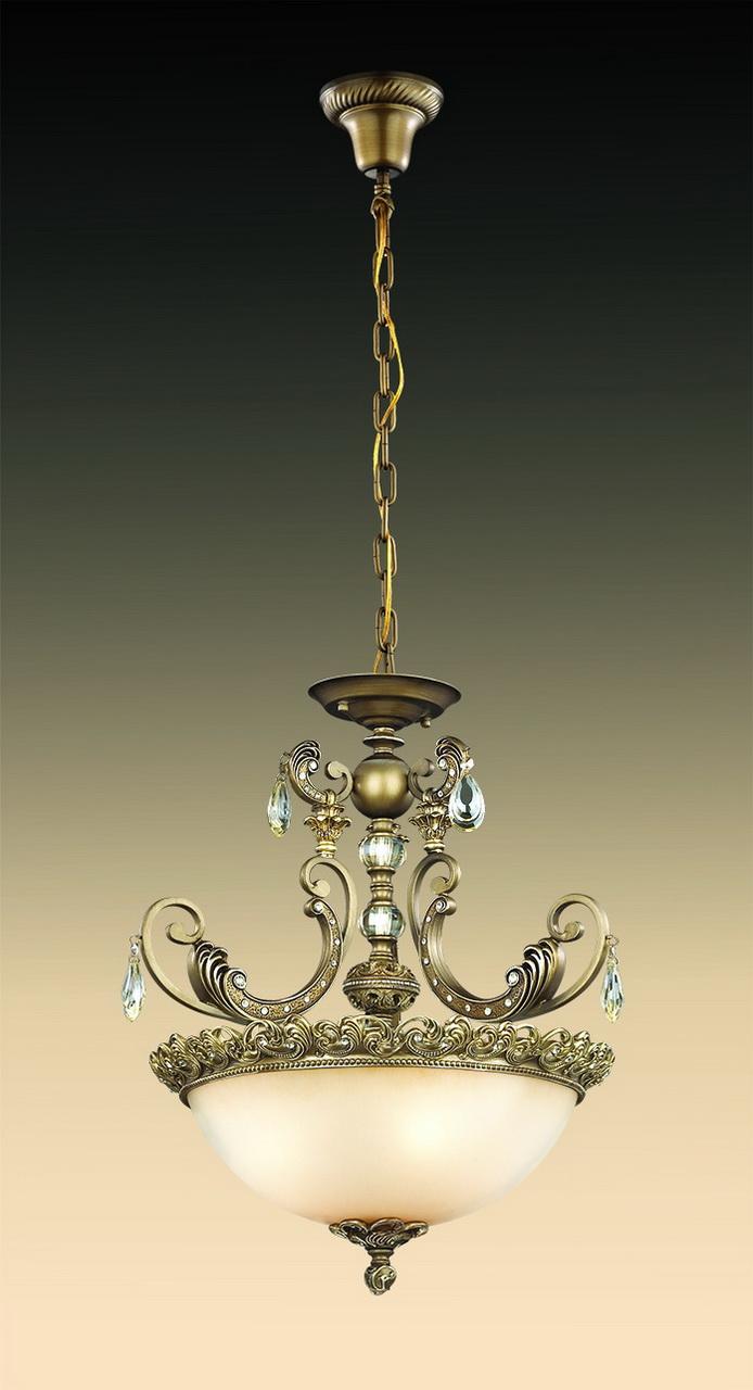 Подвесная люстра Odeon Light Ponga 2431/3 подвесная люстра odeon light mela 2690 3