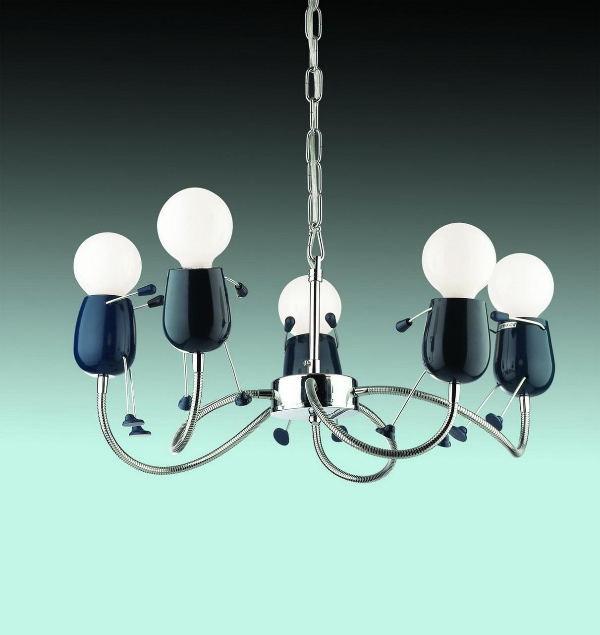 Подвесной светильник Odeon Light, E27, 200 Вт