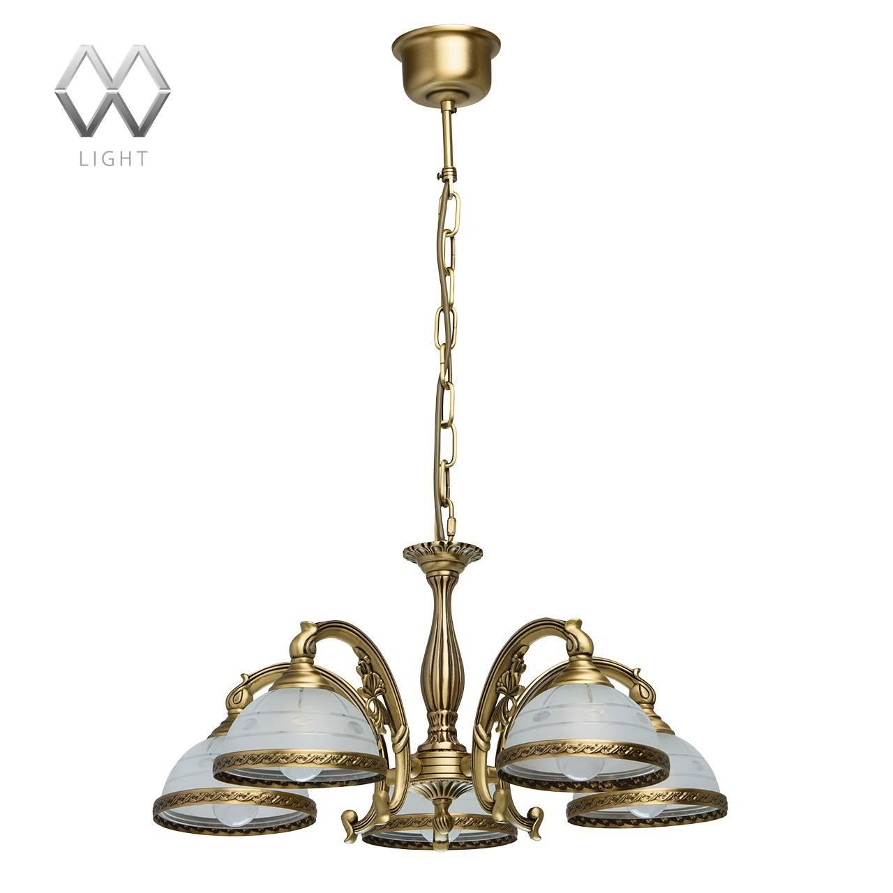 Подвесная люстра MW-Light Ангел 295011005 цена