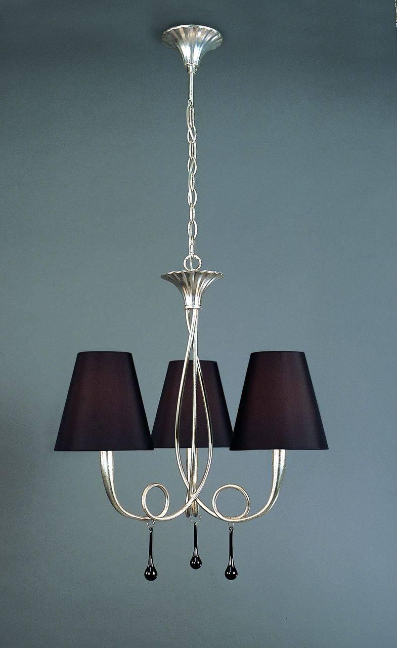 Подвесной светильник Mantra, E14, 120 Вт