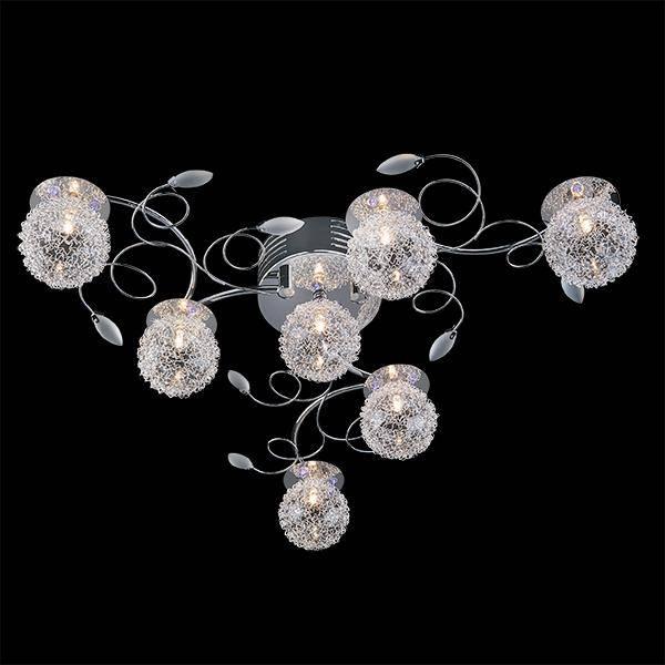 Потолочный светильник EUROSVET, G4, 140 Вт