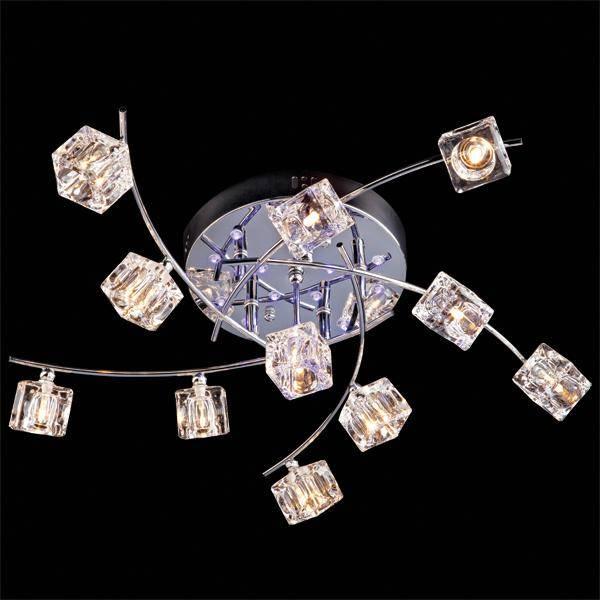 Потолочный светильник EUROSVET, G4, 220 Вт