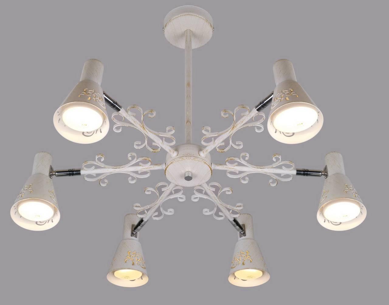 Потолочный светильник CITILUX, E14, 360 Вт спот citilux дункан cl529522