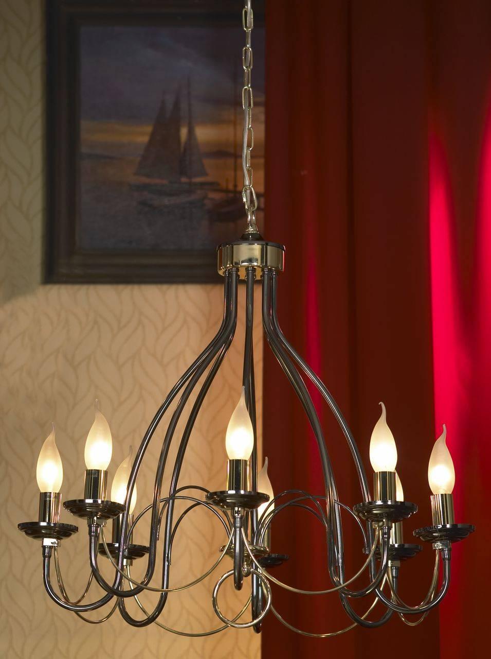 Подвесной светильник Lussole, E14, 320 Вт